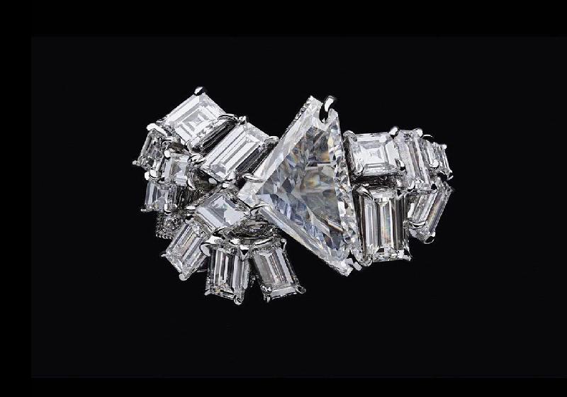 Lab-grown diamonds 'like cloning', Dior jewellery chief says