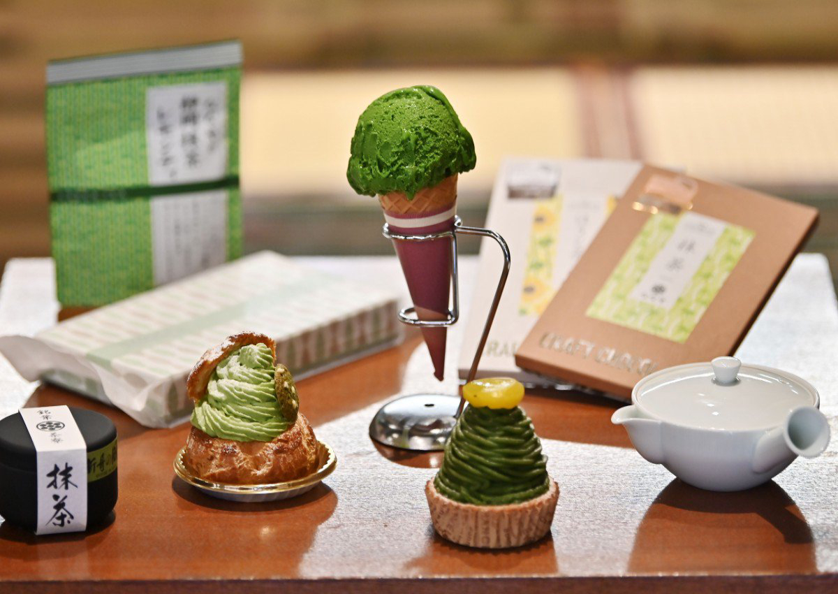 Why the world loves matcha - just not in cups of tea