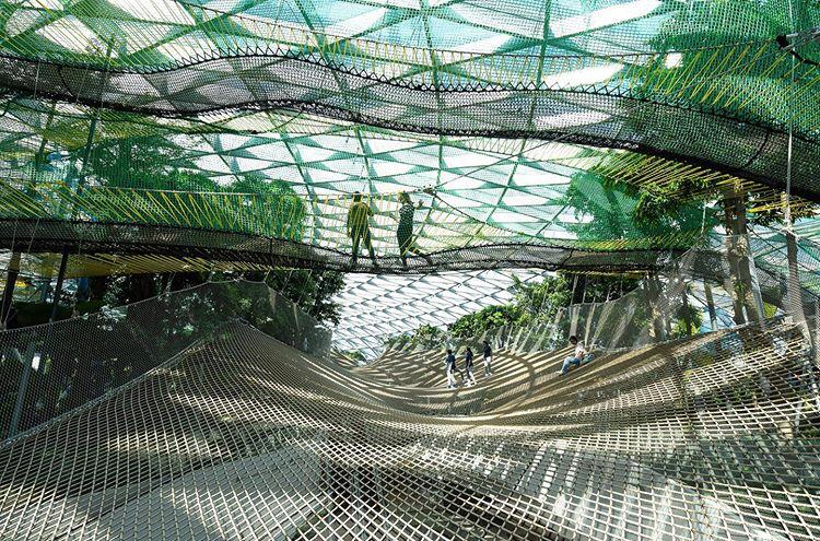 Parent S Guide To Safe Fun At Canopy Park At Jewel Changi Airport