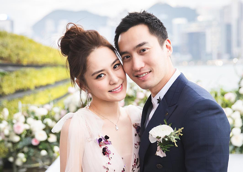 Gillian Chung's fan apologises for accusing her husband