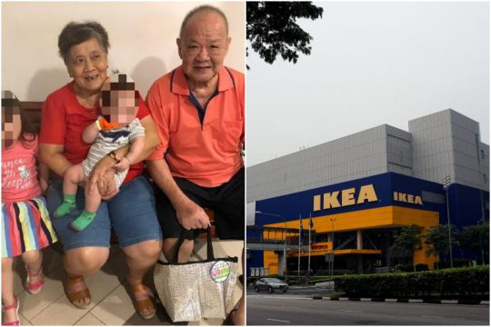Retired cabby dies after accident involving taxi at Ikea