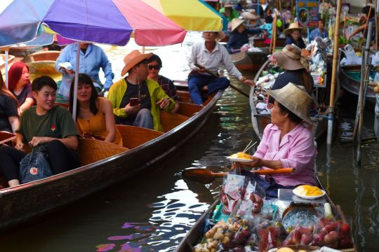 Bangkok tops in 2018 for international visitors: Report