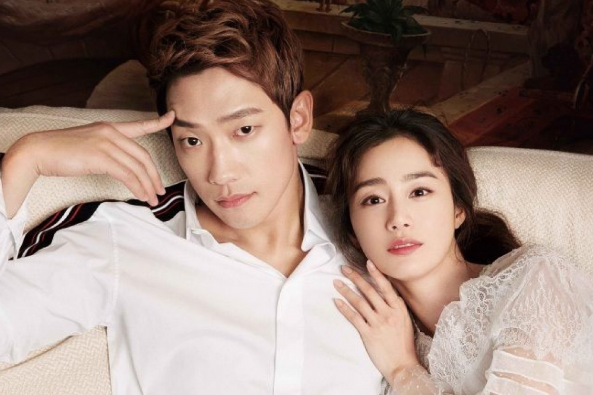 Rain and Kim Tae Hee welcome another little princess