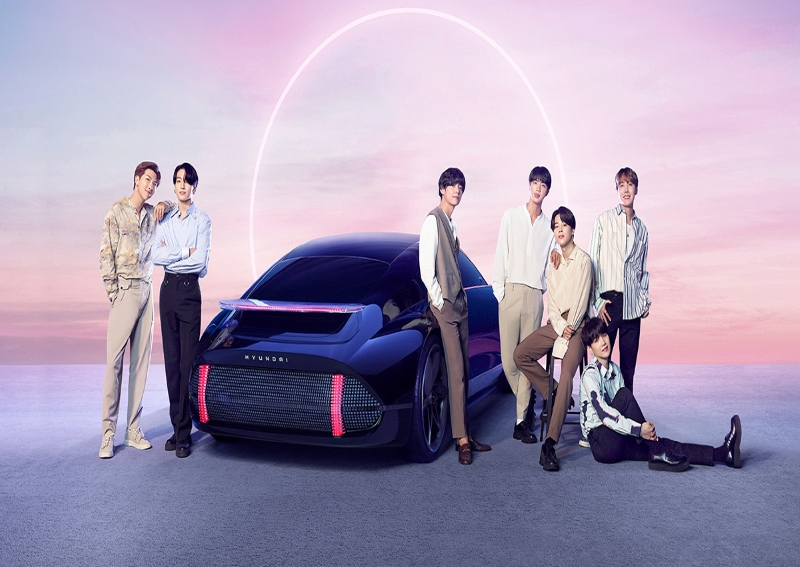 Hyundai and BTS launch dedicated Ioniq brand song, Lifestyle, Entertainment News - AsiaOne
