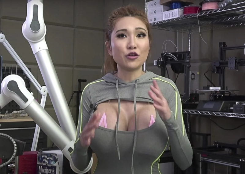 Ups and downs of SexyCyborg, the Chinese tech head
