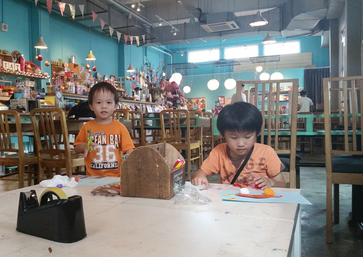 10 Kid Friendly Dining Spots In Singapore Your Kids Will Love Food