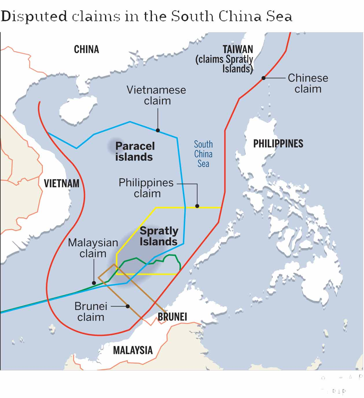 south china sea interests Why the south china sea needs japan's the south china sea the countries in the region do not want an aggressive and powerful china pursuing its own interests.