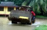 Flood havoc in Johor, Pahang - 37
