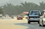 Flood havoc in Johor, Pahang - 28
