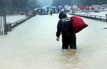 Flood havoc in Johor, Pahang - 32