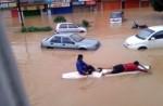 Flood havoc in Johor, Pahang - 7