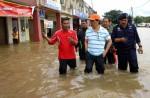 Flood havoc in Johor, Pahang - 8