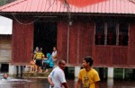 Flood havoc in Johor, Pahang - 10
