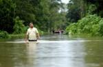 Flood havoc in Johor, Pahang - 6