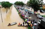 Flood havoc in Johor, Pahang - 4