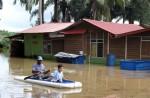 Flood havoc in Johor, Pahang - 2