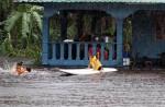 Flood havoc in Johor, Pahang - 23