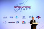 Highlights from Singapore Airshow 2014 - 76