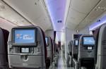 Qatar Airways new Boeing 787 Dreamliner - 56