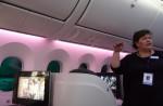 Qatar Airways new Boeing 787 Dreamliner - 4