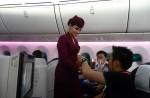 Qatar Airways new Boeing 787 Dreamliner - 5