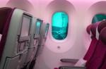 Qatar Airways new Boeing 787 Dreamliner - 21