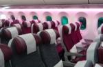 Qatar Airways new Boeing 787 Dreamliner - 22