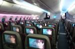 Qatar Airways new Boeing 787 Dreamliner - 29