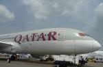 Qatar Airways new Boeing 787 Dreamliner - 42