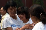 Chinese families mark 100th day of MH370's disappearance - 4
