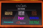 Storm-hit Hollywood rolls out red carpet for nailbiter Oscars night - 4