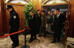 Chinese relatives' anger erupts in Malaysia over lost plane - 33