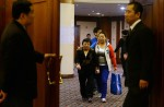 Chinese relatives' anger erupts in Malaysia over lost plane - 35