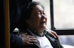 Chinese MH370 relatives protest at Malaysian embassy  - 19