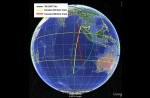 Blackbox locator days away from MH370 search zone - 74