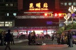 29 dead in knife attack at Kunming train station - 5