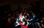 Chinese relatives' anger erupts in Malaysia over lost plane - 46