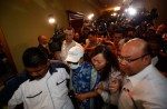 Chinese relatives' anger erupts in Malaysia over lost plane - 49