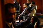 Chinese relatives' anger erupts in Malaysia over lost plane - 62