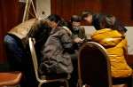 Chinese relatives' anger erupts in Malaysia over lost plane - 59