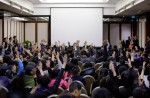 Chinese relatives' anger erupts in Malaysia over lost plane - 54