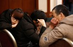 Chinese relatives' anger erupts in Malaysia over lost plane - 57