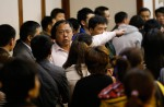 Chinese relatives' anger erupts in Malaysia over lost plane - 56