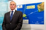 Blackbox locator days away from MH370 search zone - 150