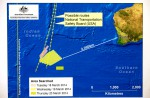 Blackbox locator days away from MH370 search zone - 145