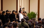 Chinese relatives' anger erupts in Malaysia over lost plane - 38