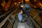 Chinese relatives' anger erupts in Malaysia over lost plane - 11