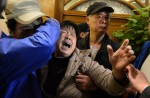 Chinese relatives' anger erupts in Malaysia over lost plane - 25