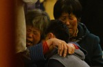Chinese relatives' anger erupts in Malaysia over lost plane - 12