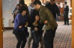 Chinese relatives' anger erupts in Malaysia over lost plane - 8